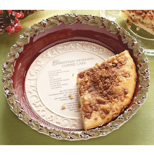 Never Lose The Recipe With This Christmas Morning Coffee Cake Dish