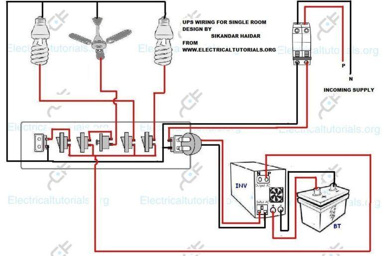 wearing diagram ups wiring inverter wiring diagram for