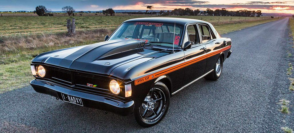 Seven Second Street Driven 1971 Ford Xy Fairmont 1badxy