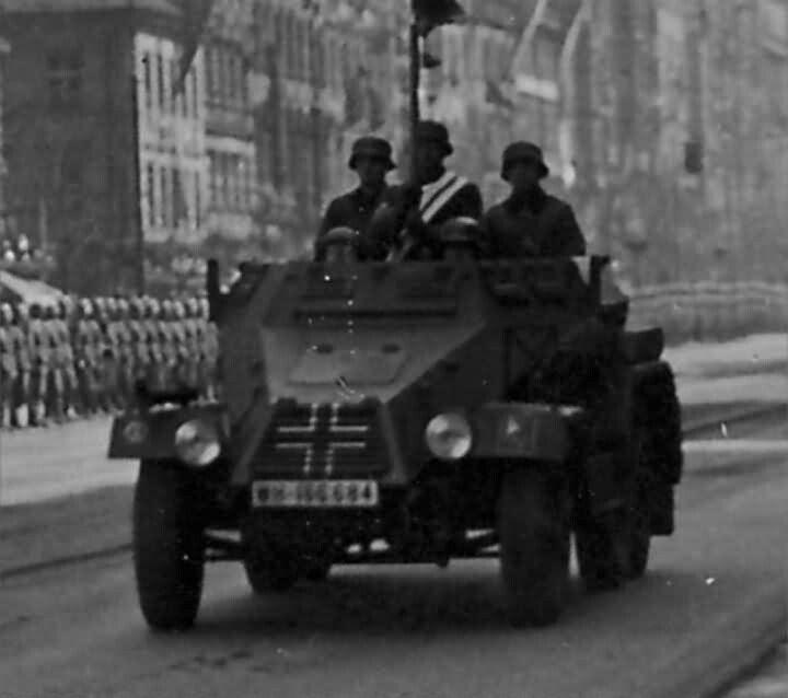 Sdkfz 247. Command car.