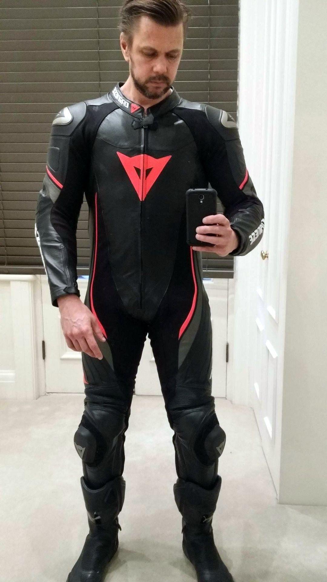 Leather Biker Gay Bondage - Gay - Tendfycom-7588