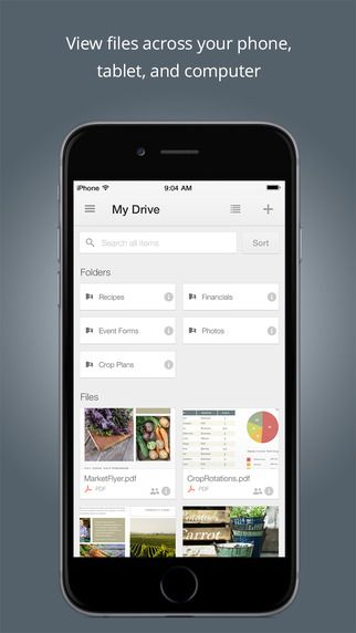 Google Drive - free online storage from Google by Google, Inc
