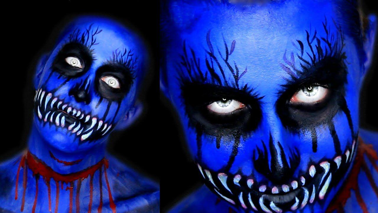 Cool devil makeup tutorialdo it yourself halloween makeup demon cool devil makeup tutorialdo it yourself halloween makeup demon demonmakeup demonmakeuptutorial solutioingenieria Image collections