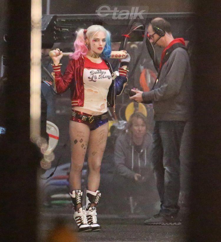 Harley Quinn / Margot Robbie ♠️