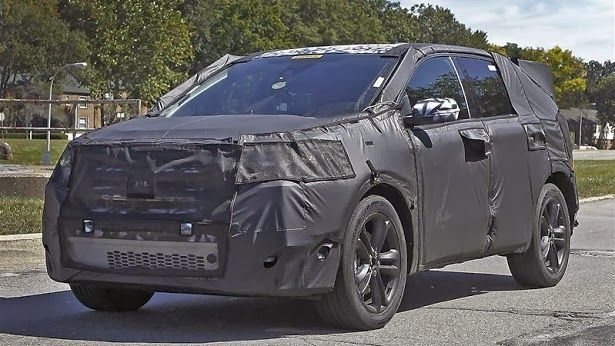 2015 Ford Edge Photos