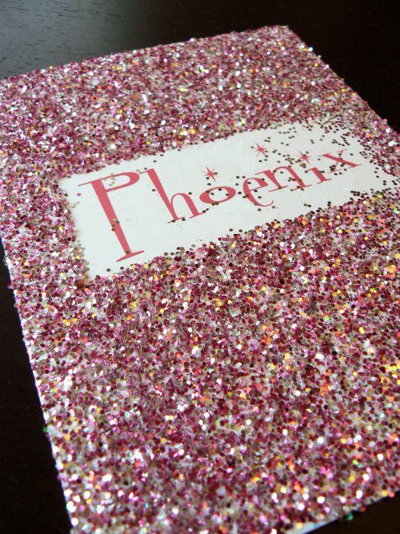 Glitter Bomb Personalized Birthday Card By Brighteyedbirdie 600