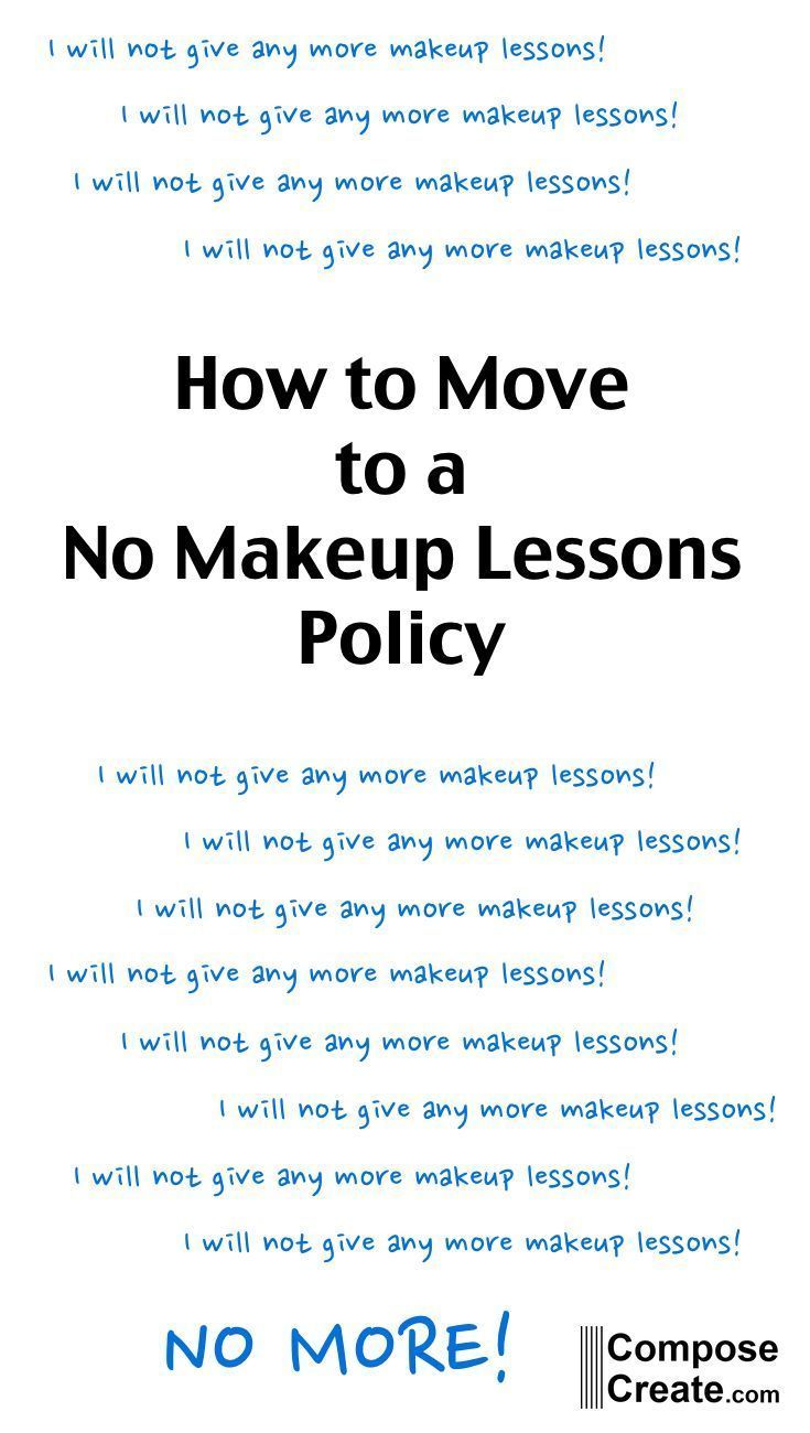 A stepbystep guide to moving to a no make up lessons
