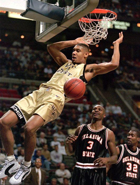buy popular 157b5 a75f7 Tim Duncan | College Basketball | Football, basketball, Nba ...
