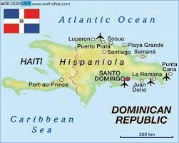 Resultado De Imagen Para Mapa De Republica Dominicana Samana Port Au Prince Puerto Plata