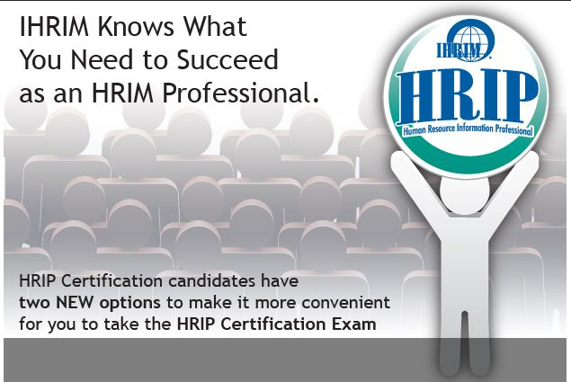 HRIP #Certification - Designed to Assess Knowledge & Competencies of ...