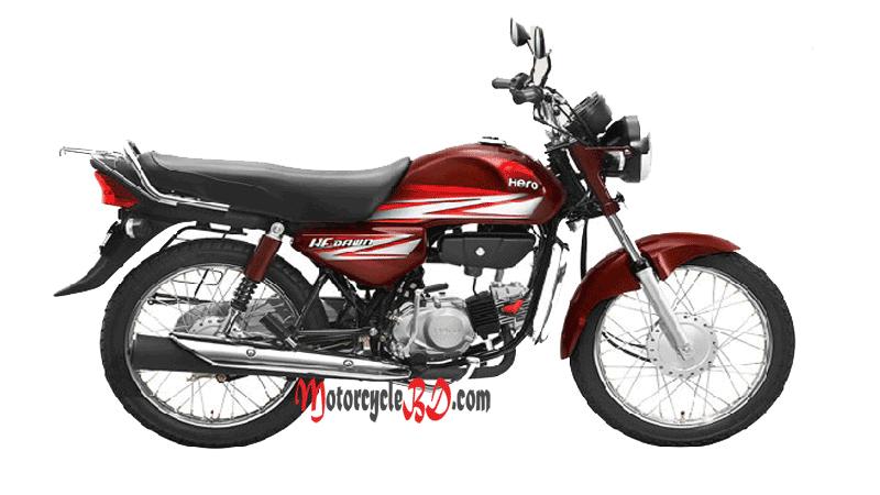 Hero Hf Dawn Price In Bangladesh With Images Motorcycle Price