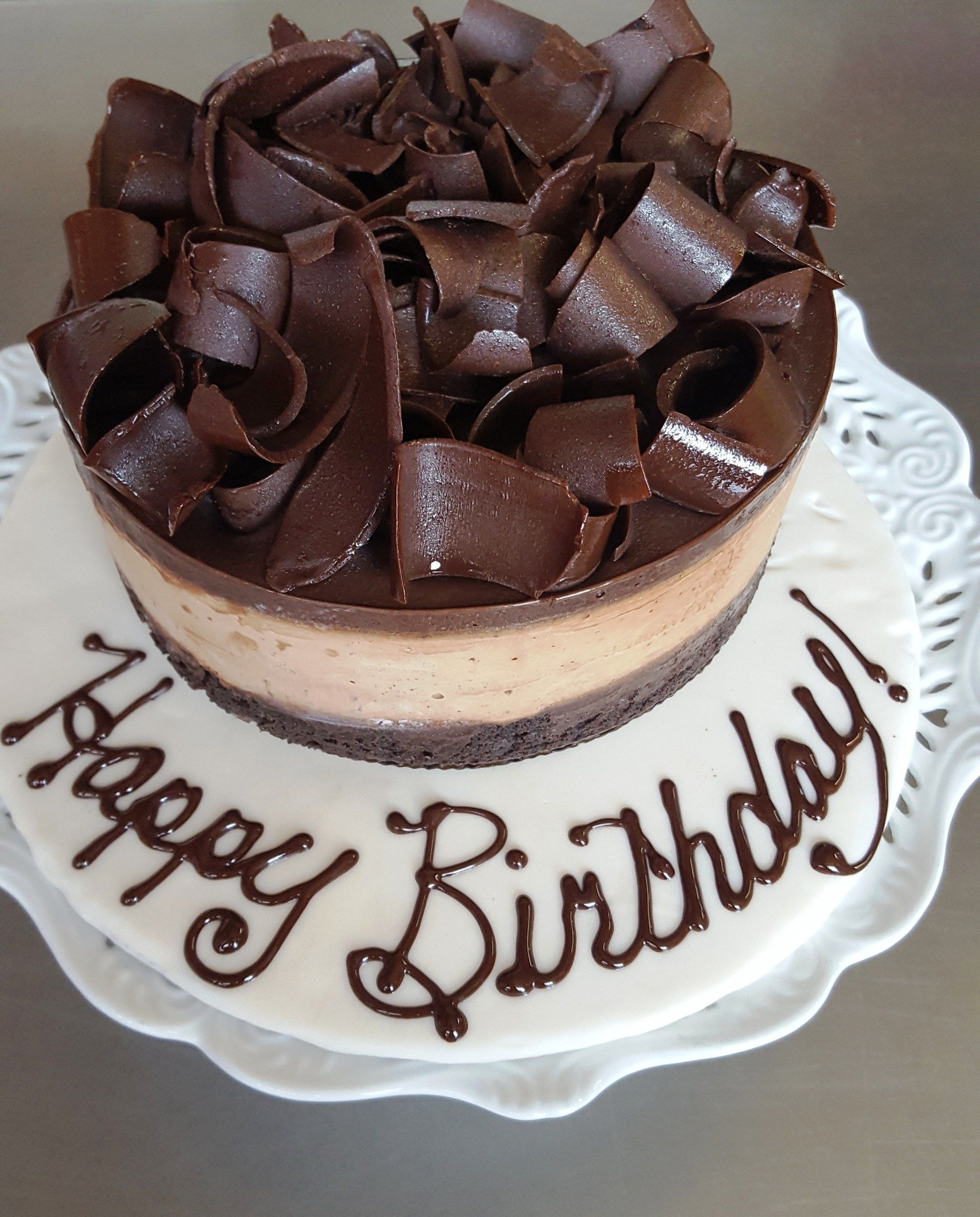 Superb 21 Exclusive Photo Of Chocolate Cake Birthday With Images Funny Birthday Cards Online Fluifree Goldxyz