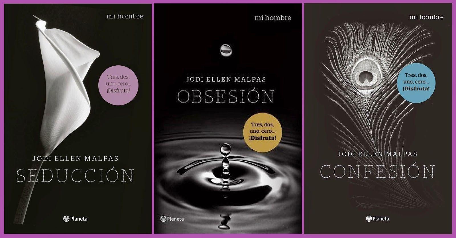 Bookceando Entre Letras: TRILOGÍA MI HOMBRE - JODI ELLEN MALPAS