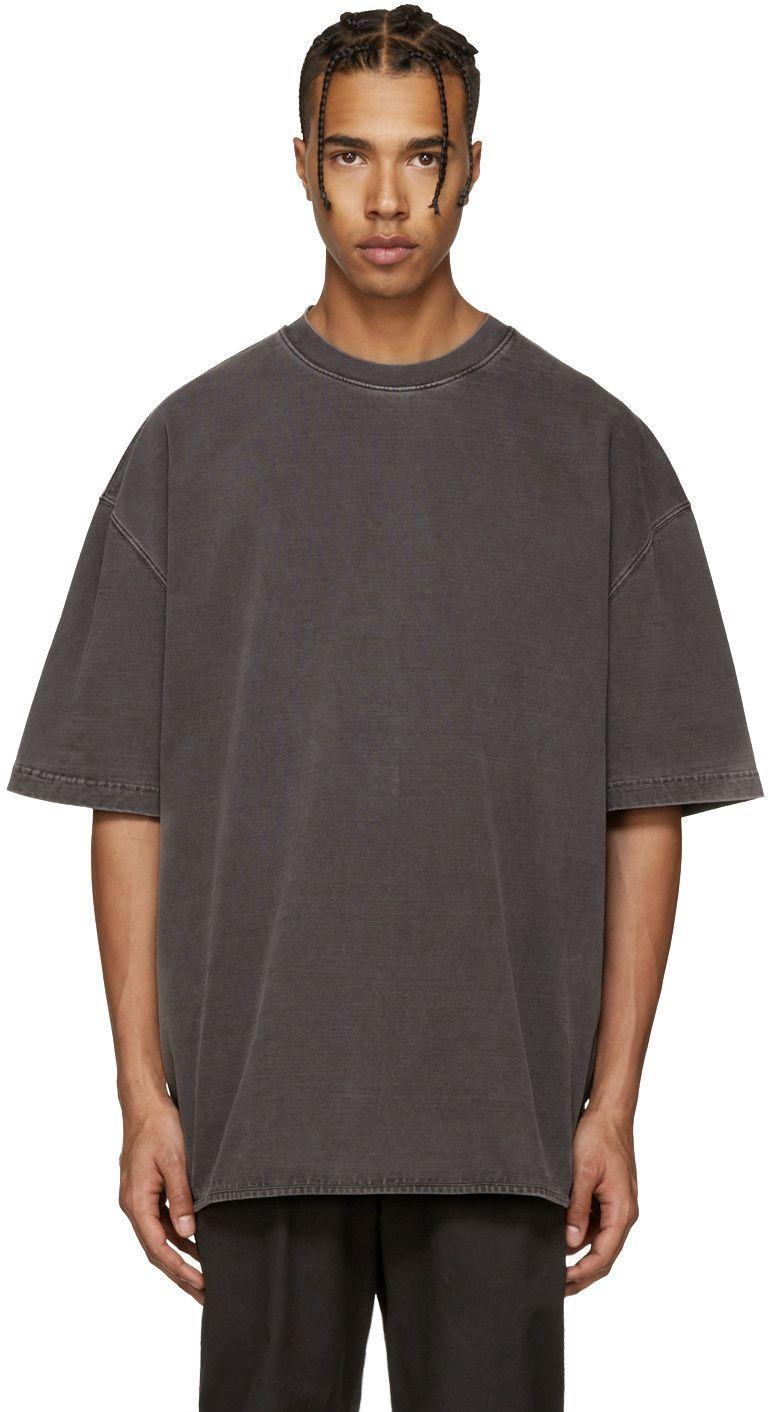 0396a45484e YEEZY Season 3 - Grey Heavy Knit T-Shirt | Yeezy in 2019 | Yeezy ...