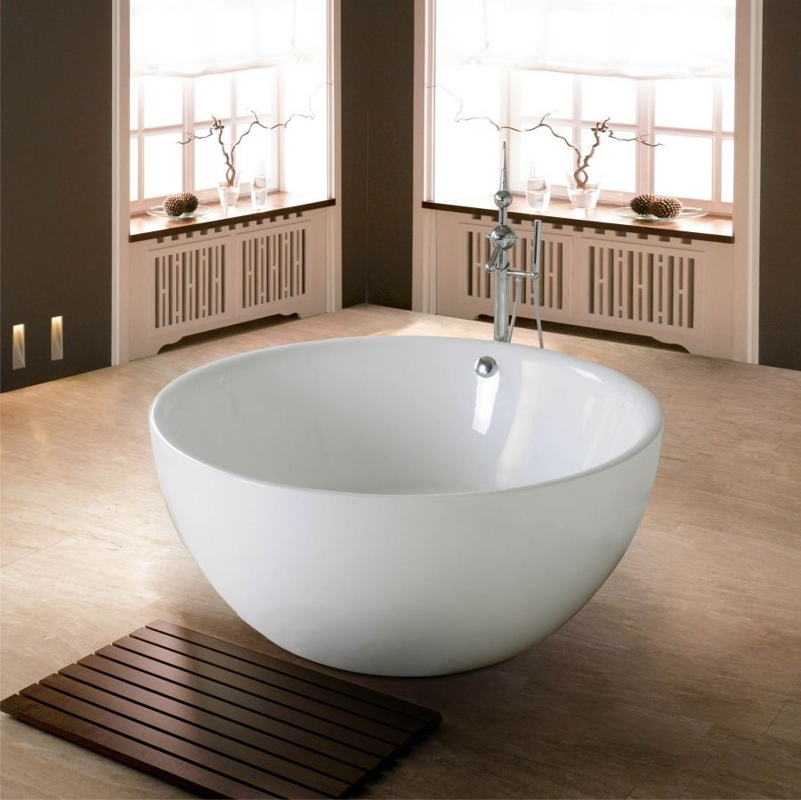 Beautiful Small Soaking Tub Bathroom Clean Freestanding Tubs For