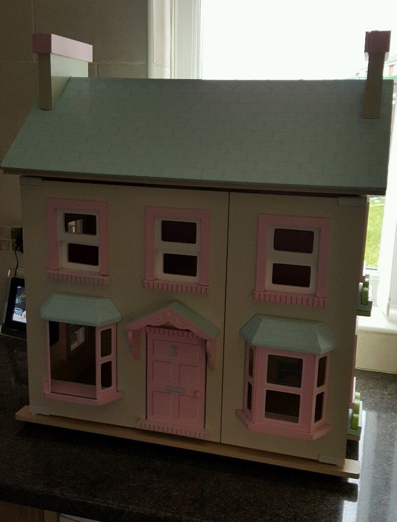 Le Toy Van Dolls House 'Maybury Manor' VGC | eBay