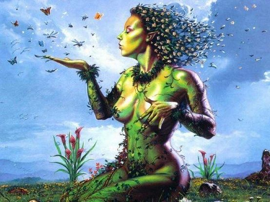 Paganism + Wicca + Spritual / Mother Earth