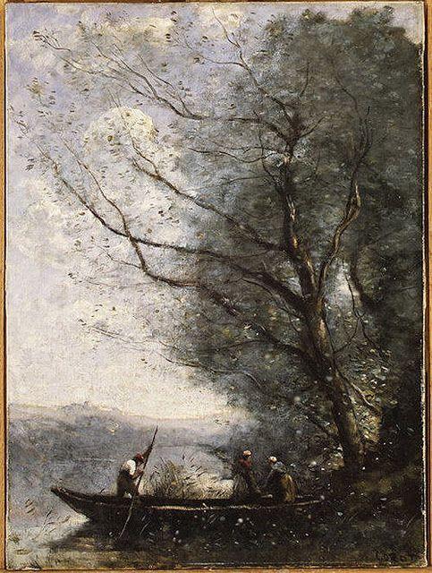 Jean-Baptiste Camille Corot (París, 16 de julio de 1796 – ibídem, 22 de febrero de 1875)