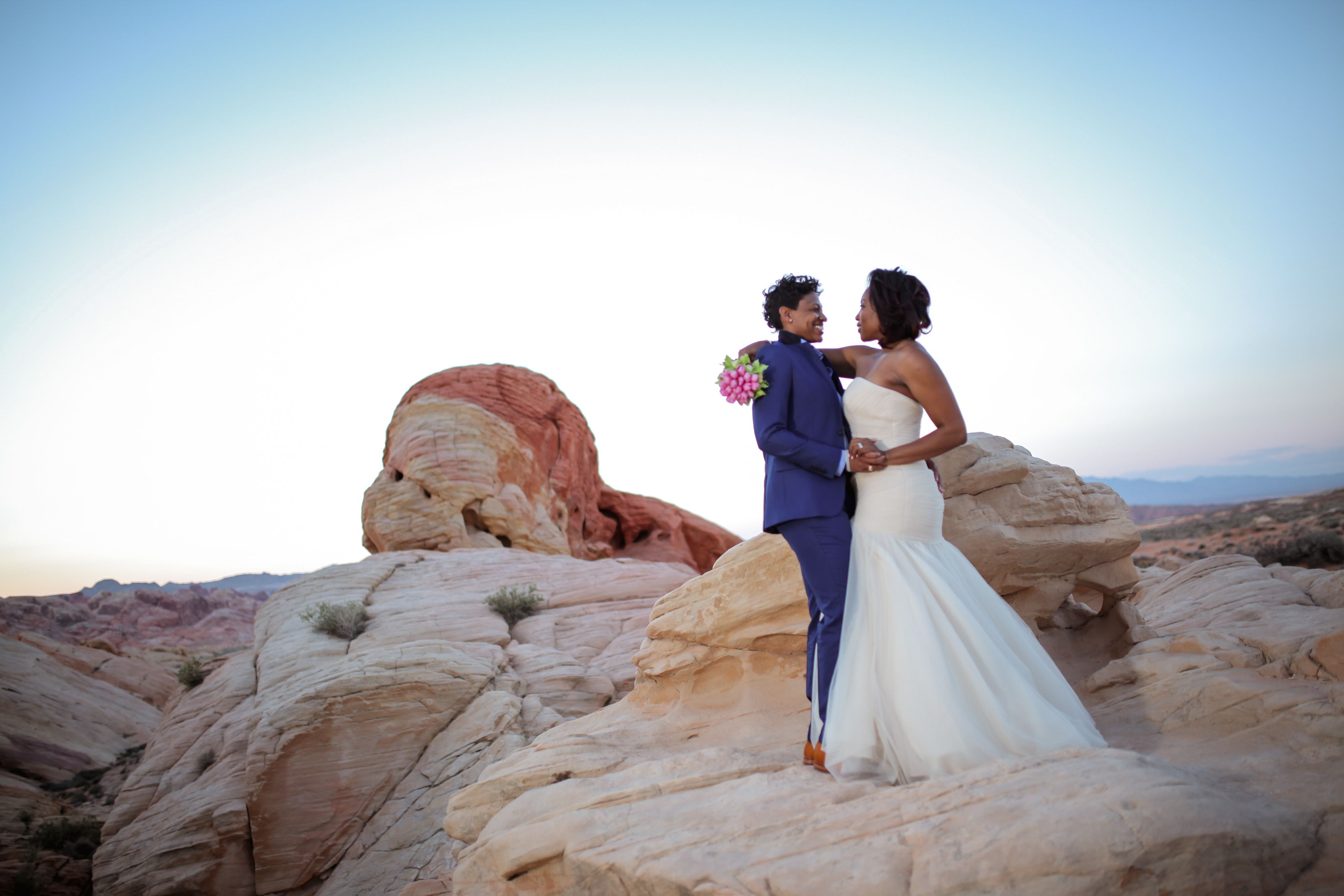 vegas wedding packages Chapel of the Flowers LGBT Wedding Las Vegas Wedding Chapel Same Sex