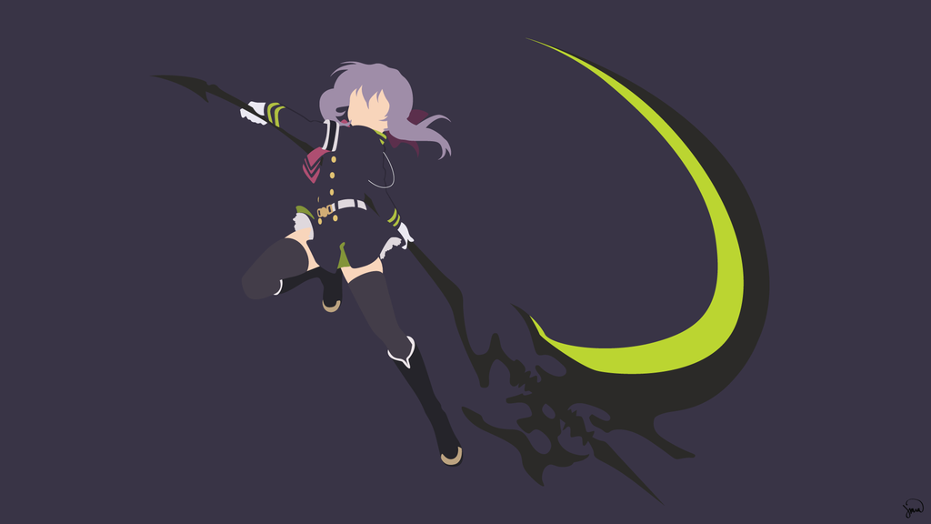 Seraph of the End - Shinoa Hiragi