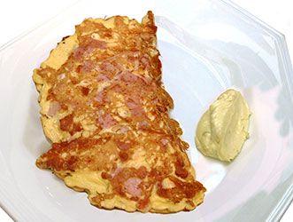 omelete de presunto