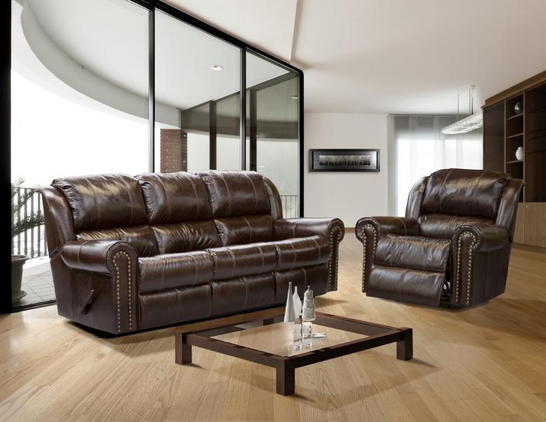 Becca Leather Reclining Sofa U0026 Set : Leather Furniture Expo