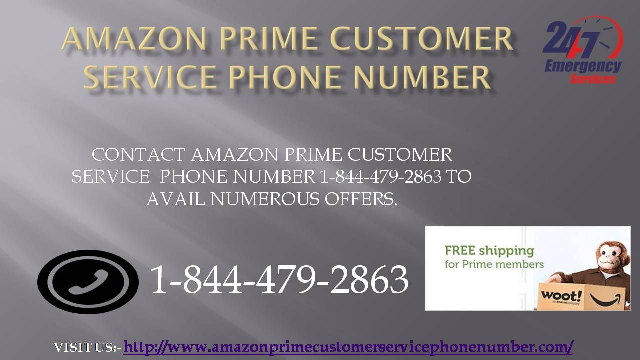 Get reasonable and trustworthy Service, Dial Amazon Prime