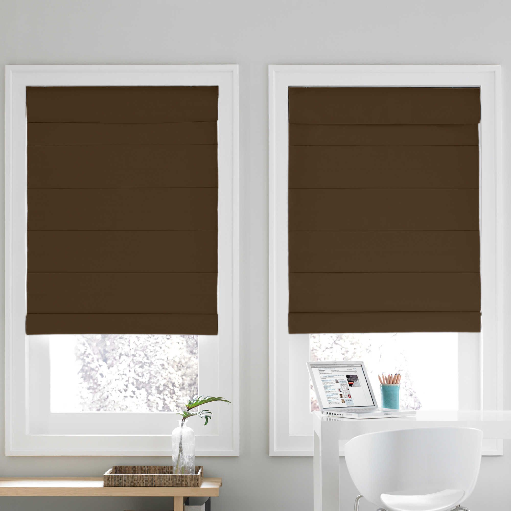free on garden arlo inch white product home overstock blinds fauxwood wood cordless faux shipping orders over