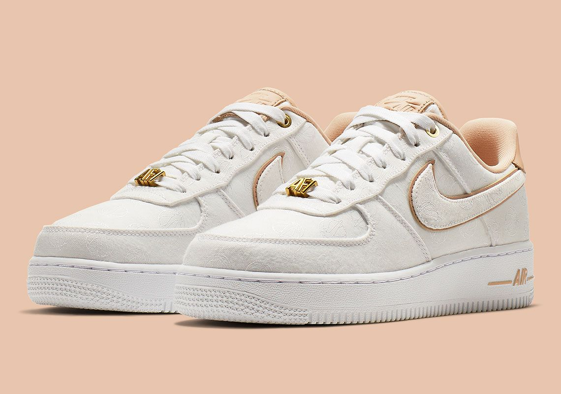 Nike Air Force 1 Low 07 Lux 898889-102 Release Info | Nike ...