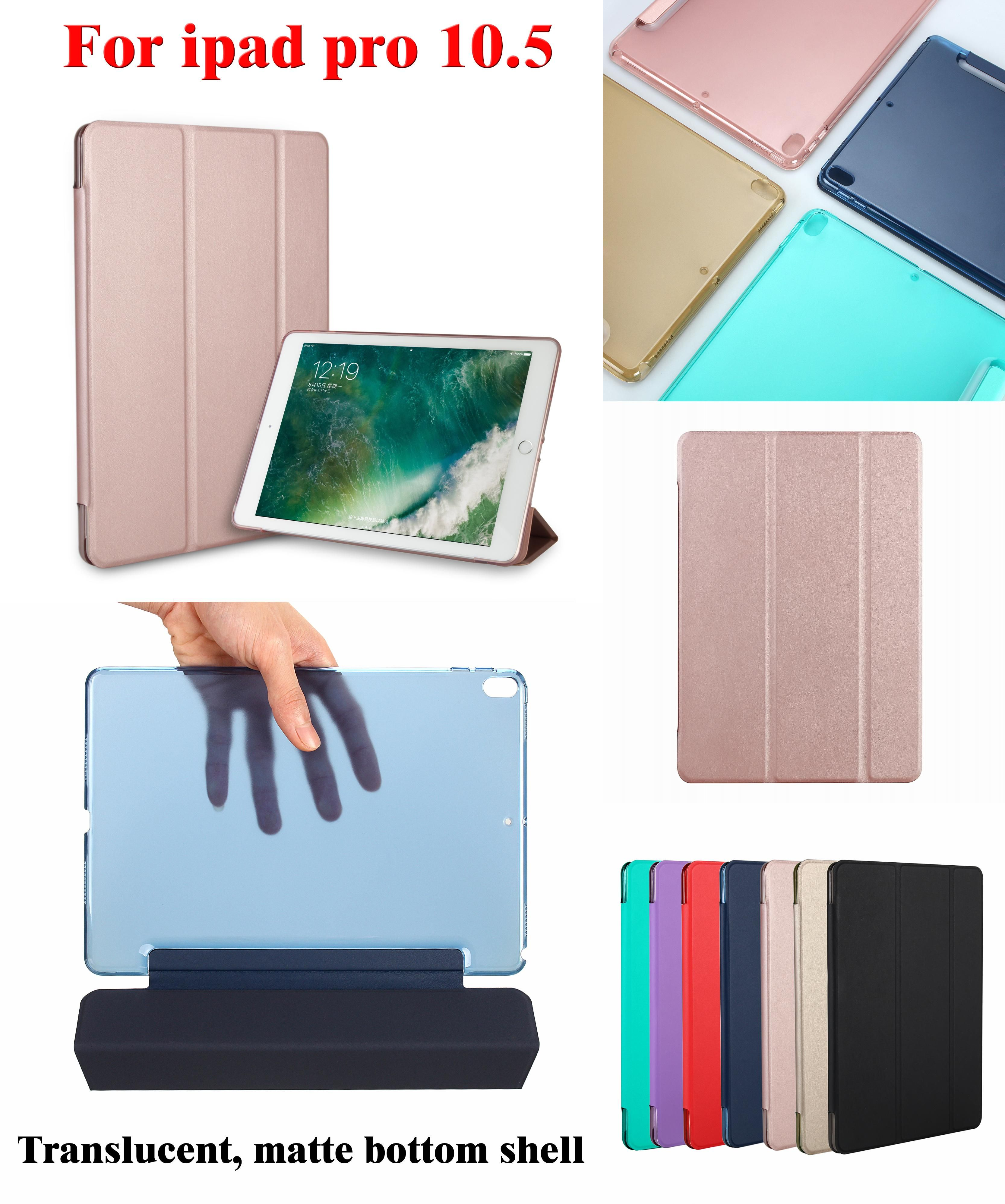 Visit To Buy Case For Ipad Pro 10 5 2017 Pu Leather Front Cover Pc Auto Sleep Smart Case For New Ipad Pro 10 5inch 2017 Release Ipad Case Ipad Pro Ipad