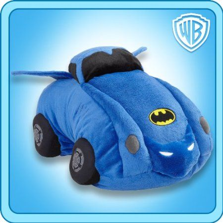 Batman Batmobile Pet Pillow Cushion