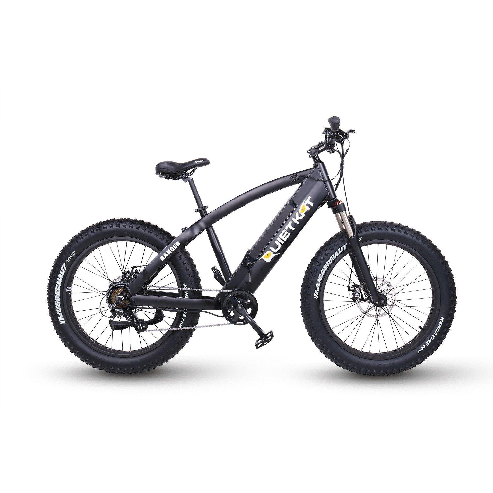Quietkat Ranger 750 Electric Bicycle Electric Bike Electric Mountain Bike Bike