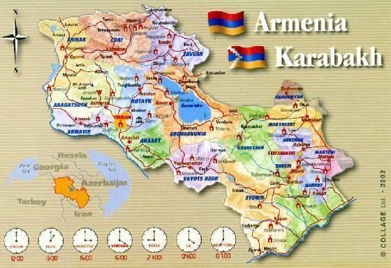Armenia map google search origins pinterest armenia map google search gumiabroncs Gallery