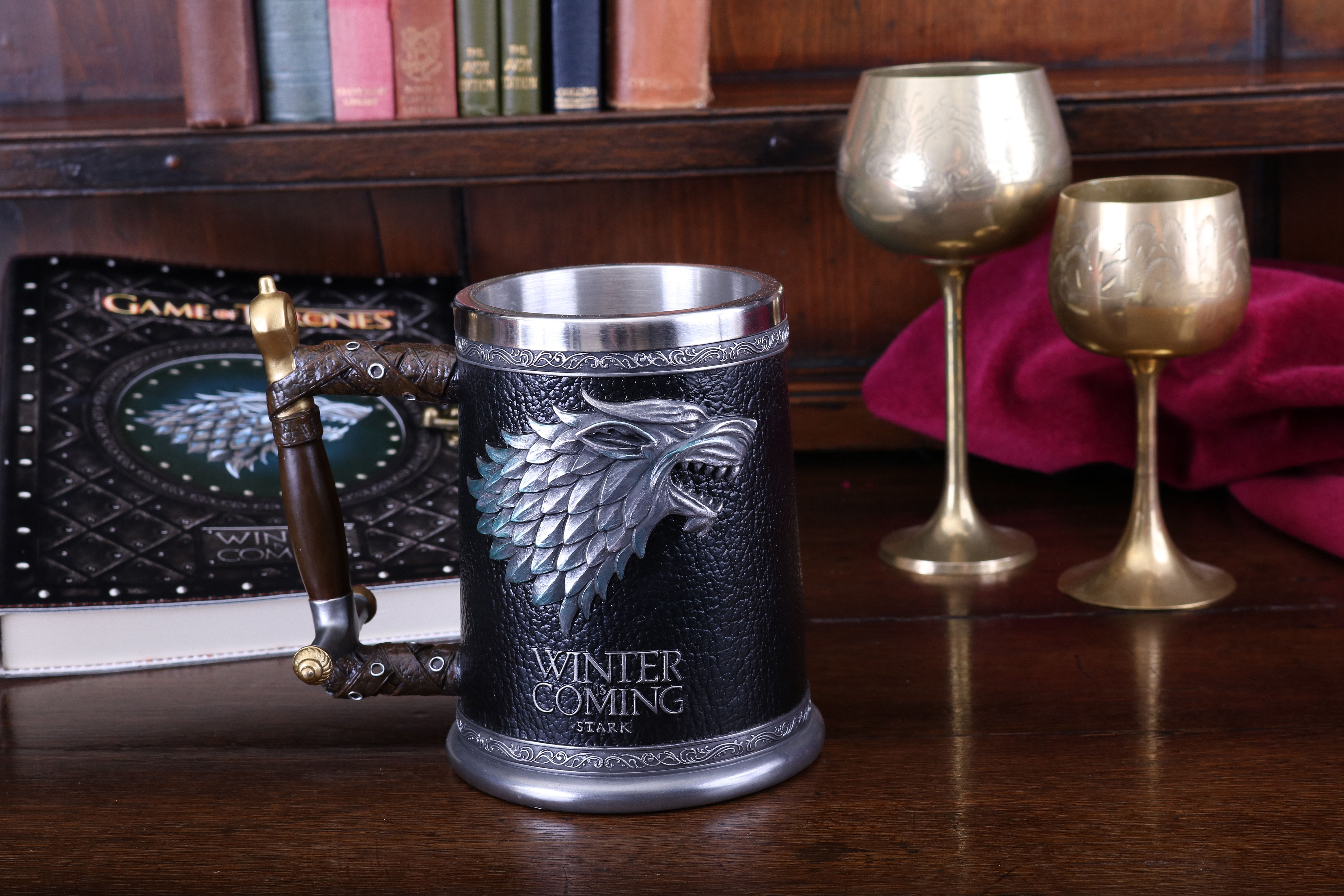 Winter is Coming Tankard Officially licensed Game of