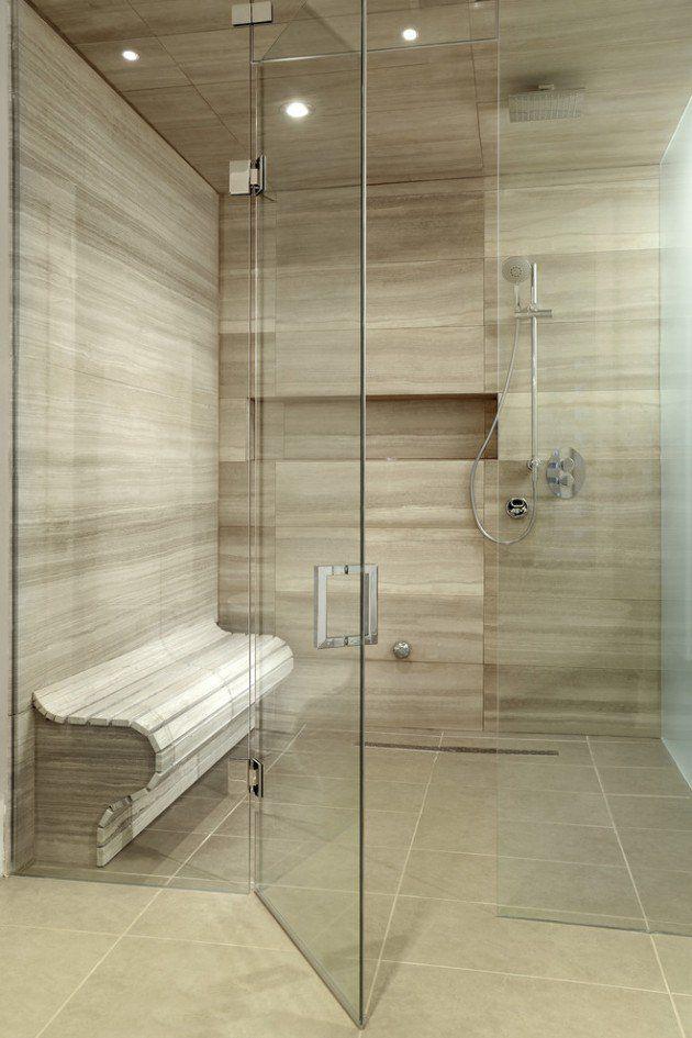 10 Cabines De Douches Splendides Pour Une Salle De Bain Moderne