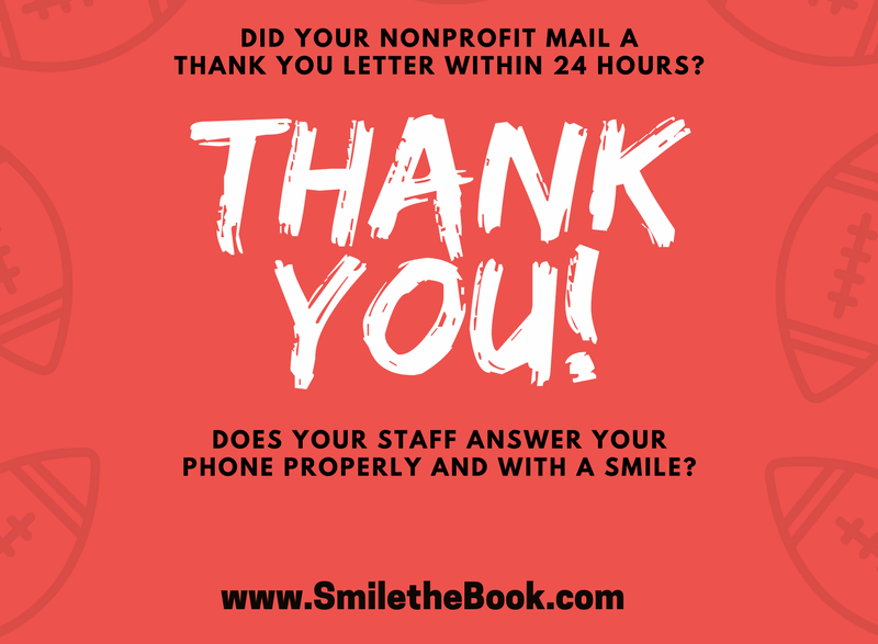 Customer Service Training For Nonprofits Smile Customer Service Book Customer Service Training Customer Service Books Customer Service