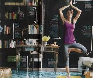 Home Yoga Studio Design Ideas   Cute! Even Better....a Home