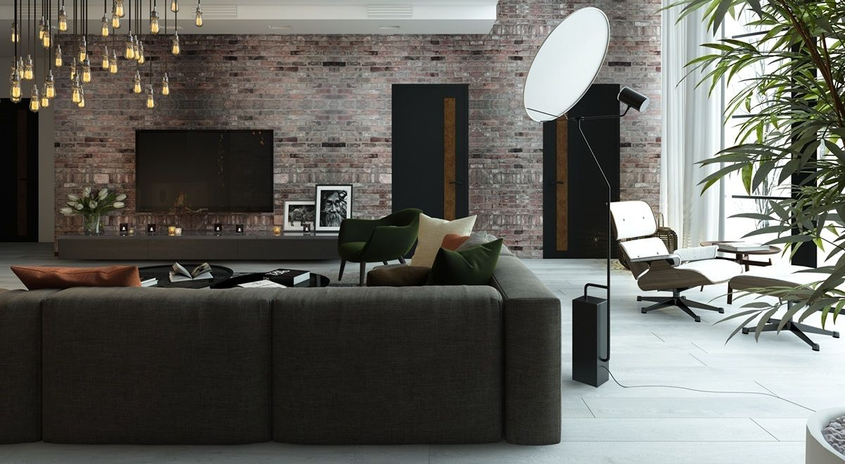 Superior 5 Living Rooms With Signature Lighting Styles
