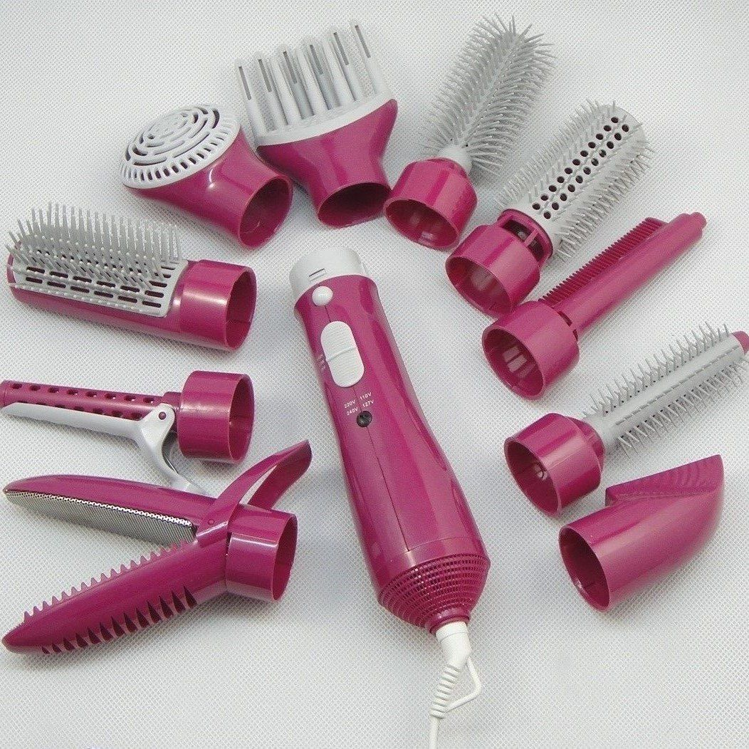 Supply Multi Function Direct Hair Furl Hair Dryer Comb High Power Home Hair Style Instrument Set 10 In 2020 Hair Dryer Comb Hair Dryer Set Hair Tool Set