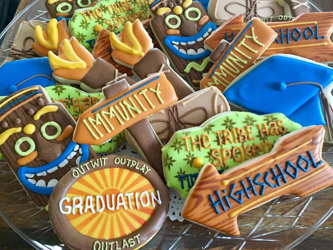Survivor Themed 8th Grade Graduation What A Fun Theme For A