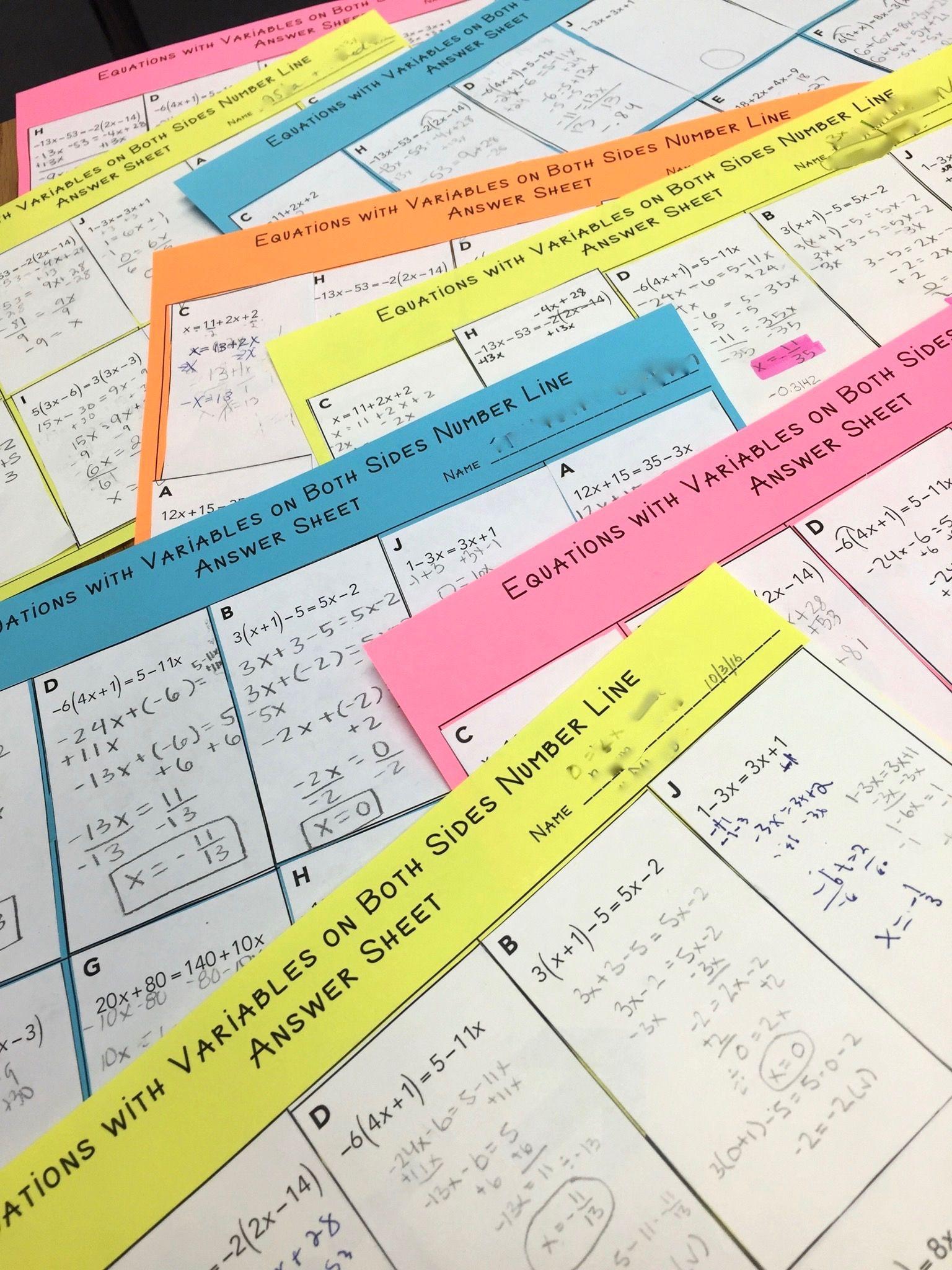 Pin On High School Math
