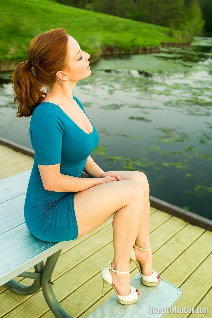 louispm78   azul cielo   pinterest   redheads, pose and woman