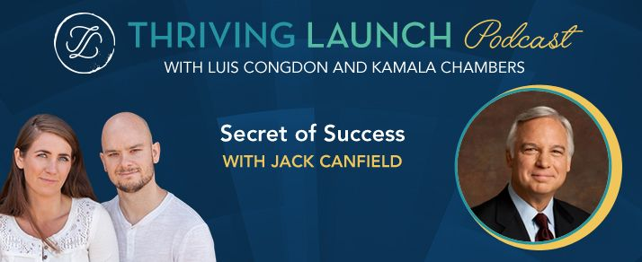 Secret of Success – Jack Canfield