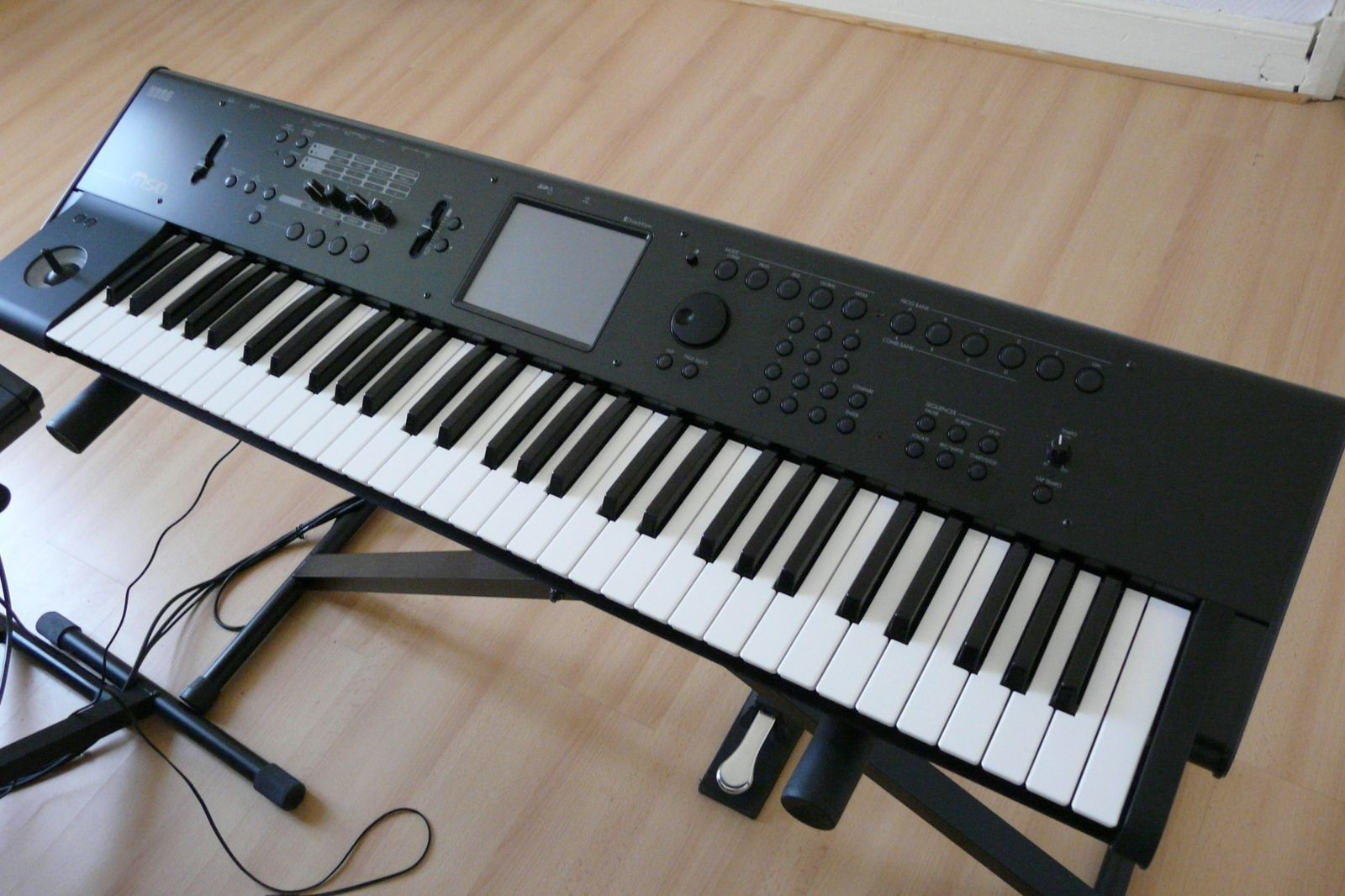 Korg M50 | Dream Board, My Life In 5 years | Playing guitar