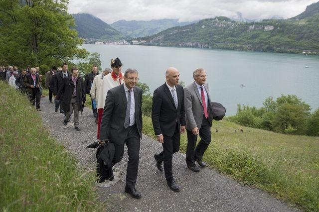 La Voie suisse fête ses 25 ans
