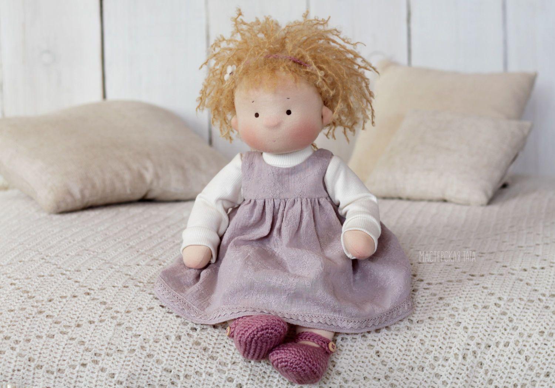 новогодние вальдорфские куклы фото уверенностью можно
