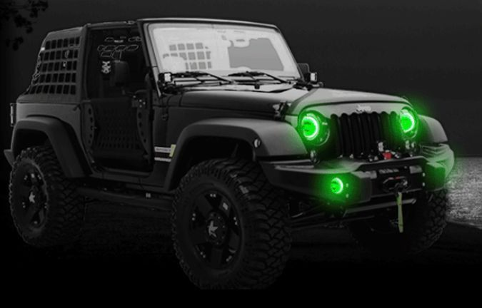 Jeep Wrangler Zs1 Limited Edition The Zombie Slayer That Will