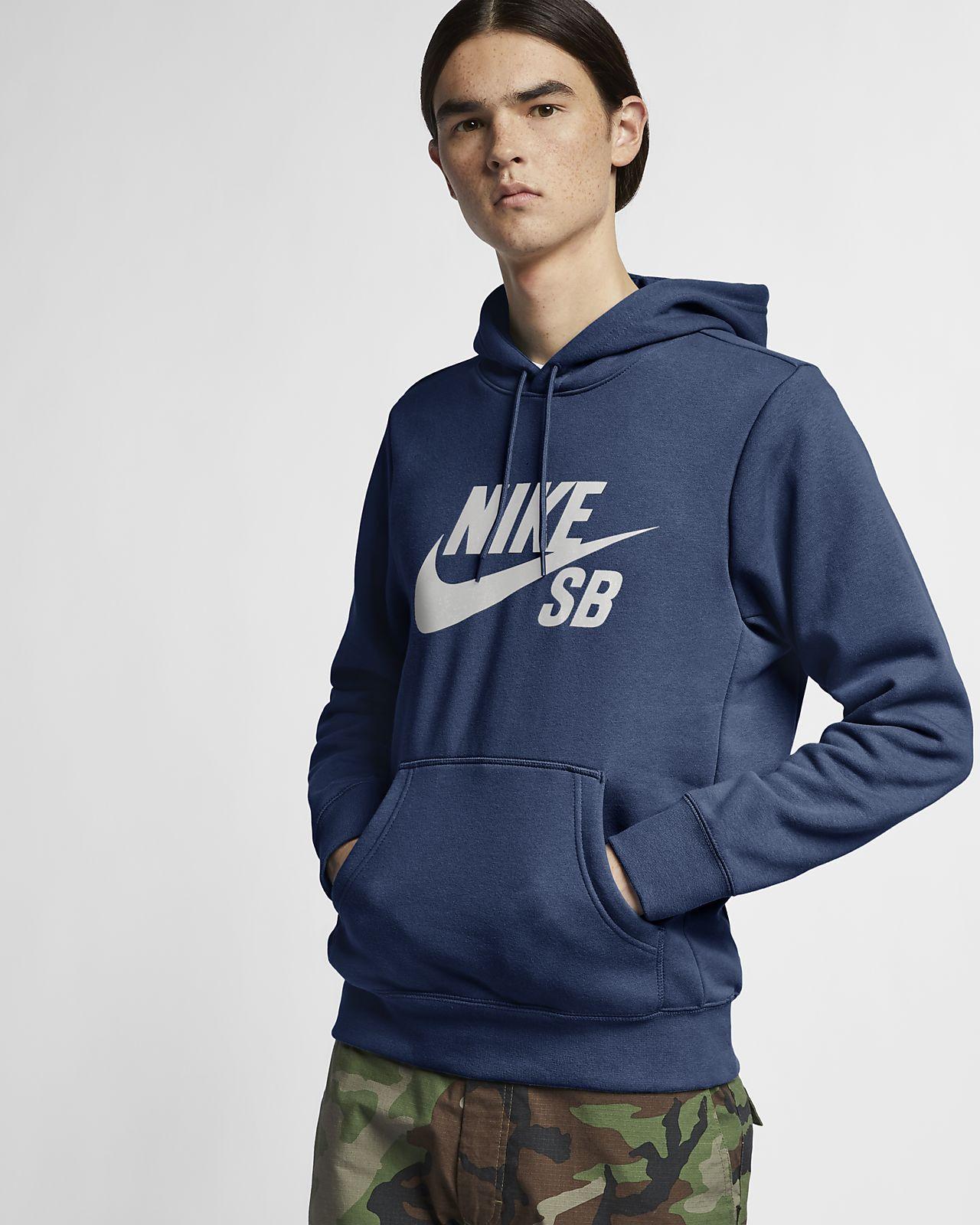 Nike Sb Icon Pullover Skate Hoodie Nike Com Nike Hoodies For Men Nike Sb Hoodies [ 1600 x 1280 Pixel ]