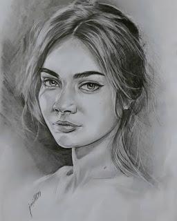 جميع آعمال الرسام وائل النجفي بالقلم الرصاص والالوان الخشبية مدونة رسم بالرصاص Art Male Sketch Male
