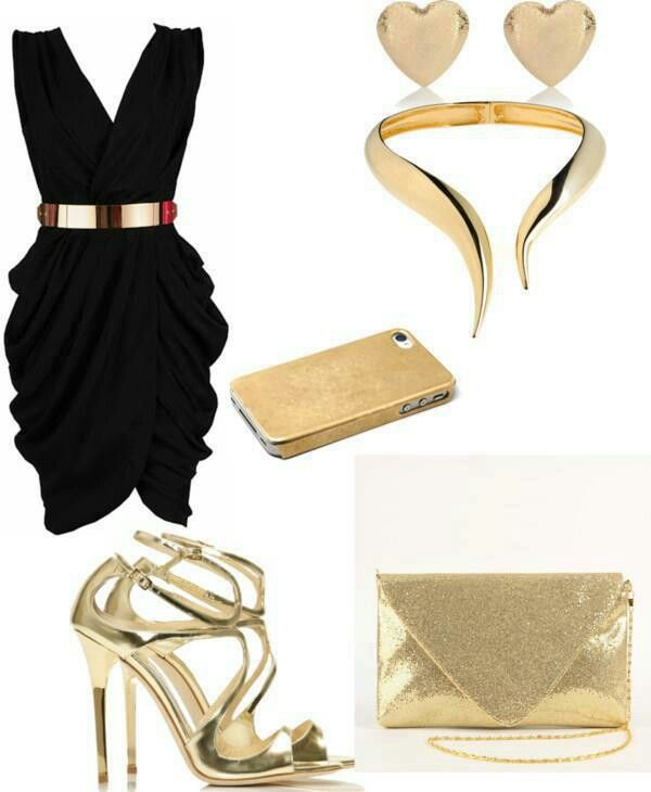 Evening Dress Outfit Ideas